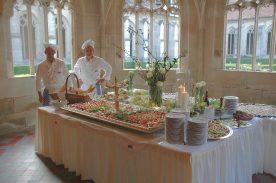 Mayer's Waldhorn Catering Service Buffet Bebenhausen