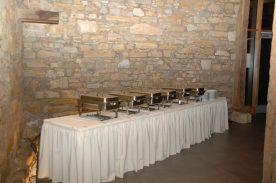 Mayer's Waldhorn Catering Service Buffet