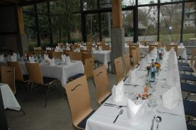 Klosterhof Catering Service Tische